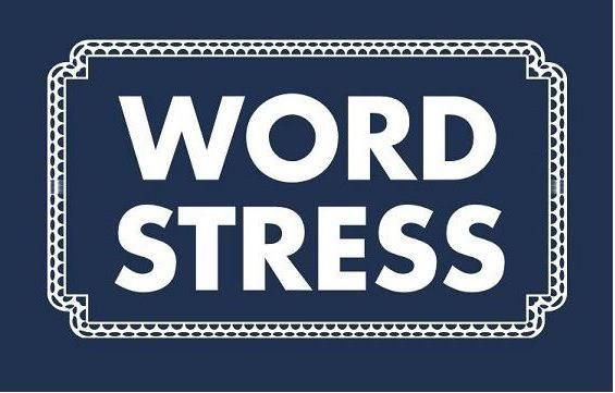 Stres u riječima engleskog