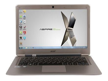 Ultrabook Acer - pogled u budućnost