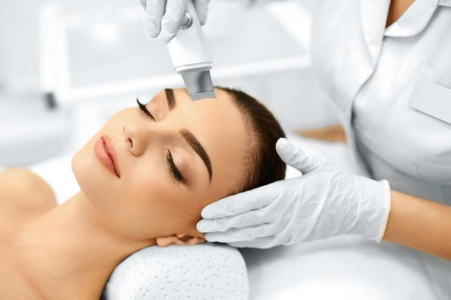 sredstvo za ultrazvučno ljuštenje lica
