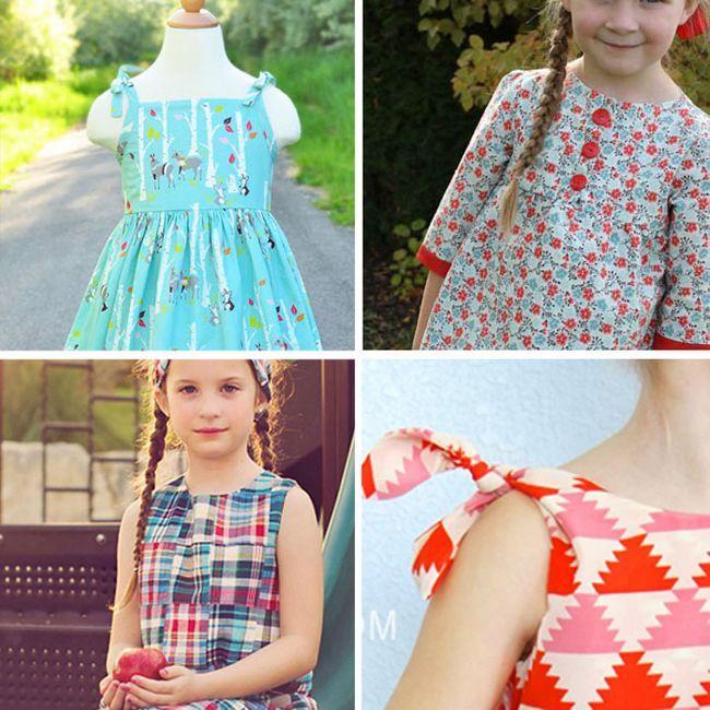 Univerzalni uzorak dječje haljine: konstrukcija, preporuke