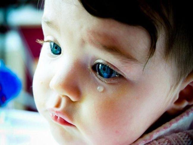 zašto djeca plakaju