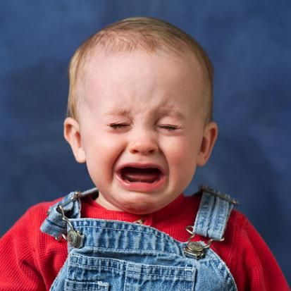 djeca plaču