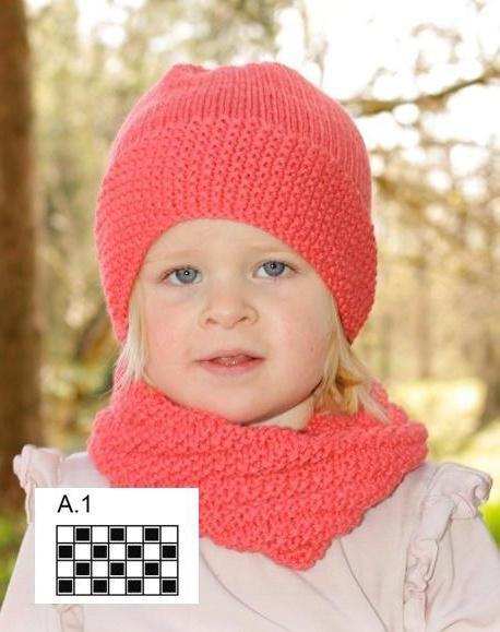 uzorak za igle za pletenje
