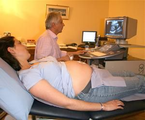 ultrazvuk stručnog fetusa