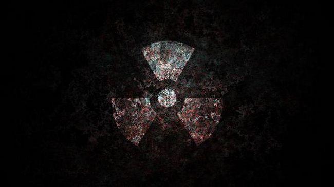sastav radioaktivnog zračenja može uključivati