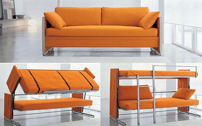 krevet za transformator za tinejdžera
