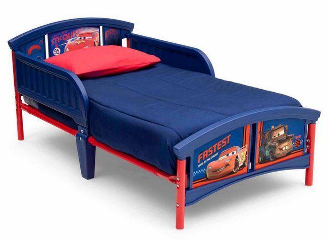krevet s lukovima za predškolsku djecu