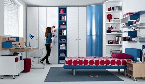 dječji krevet u općem dizajnu