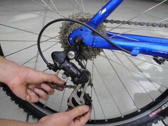lanac za sportski bicikl