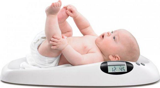 Normalna težina i visina djeteta