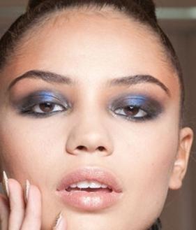 večernja make-up fotografija