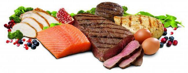 виды денатурации белков