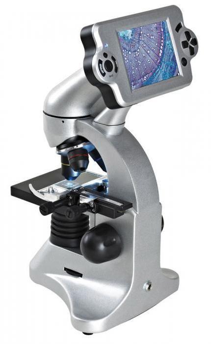 dijelovi mikroskopa