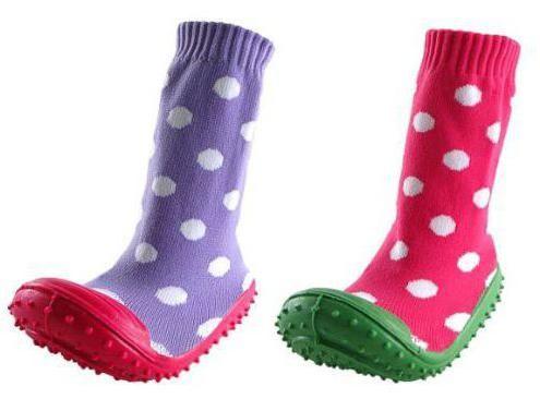 čarape s potplatom