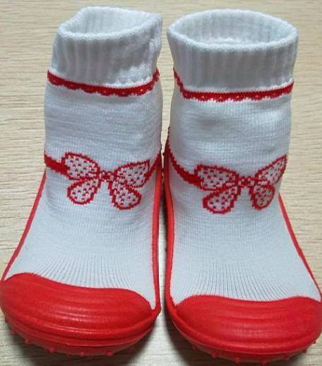 čarape s neznatnim potplatima za djecu