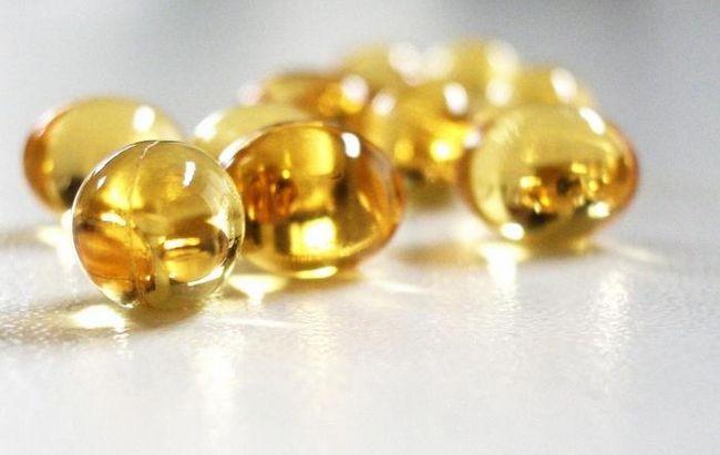 Vitamini u kapsulama za kosu