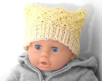 Pletenje kapa za novorođenče