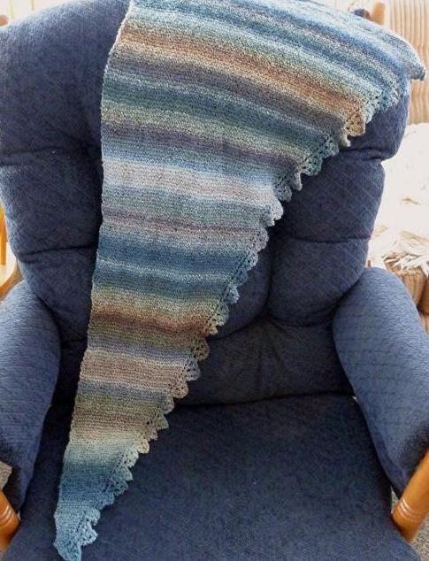 pletenje iz sekcijskog modela pređe