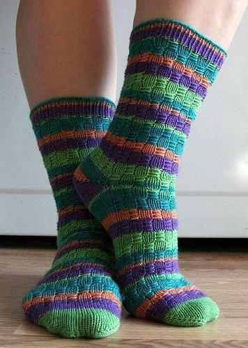pletenje s čarapama