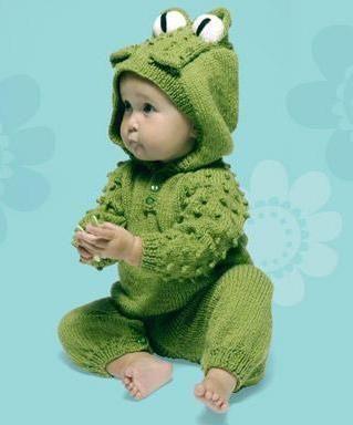 pletenje dječje pletenine