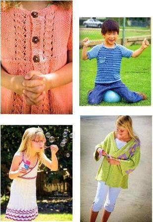 pletene stvari za djecu
