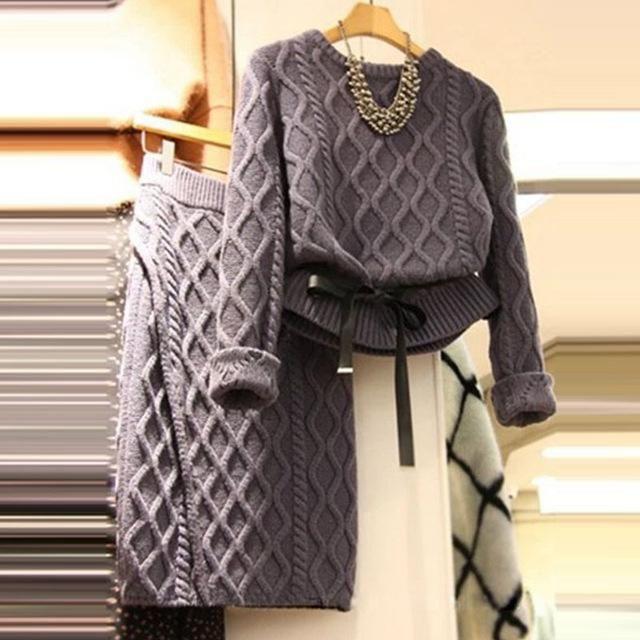 pletene odijela za žene izvorne