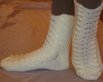 kako pletu čarape ispravno