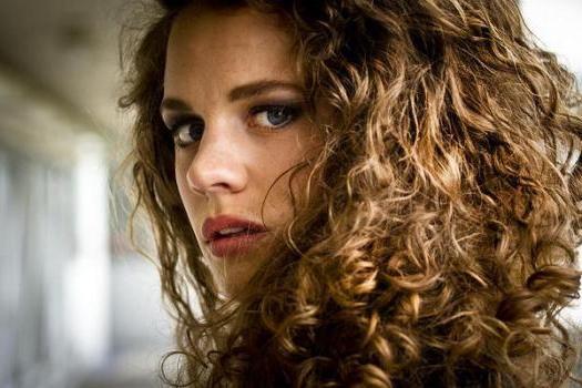 kovrčavu kosu