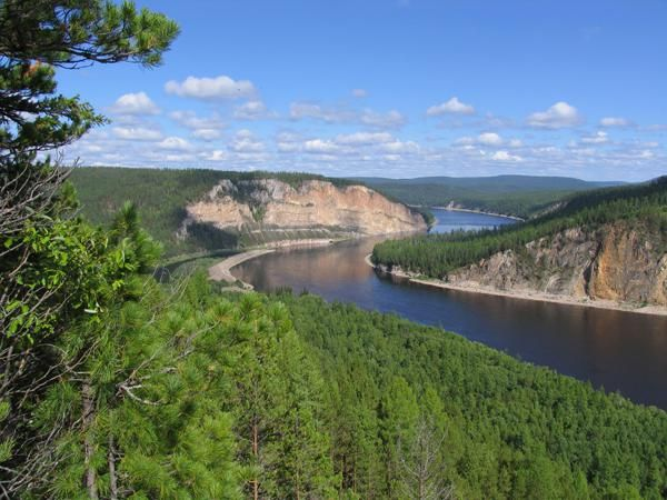 Внутренние воды Восточной Сибири. Реки, озера Восточной Сибири, особенности природы