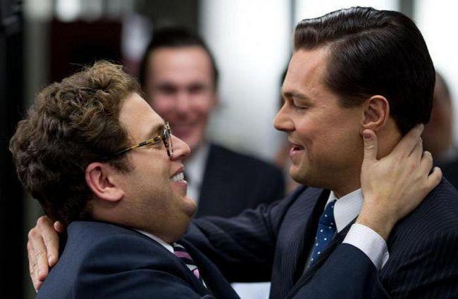 glumci filma vukova sa Wall Streetom