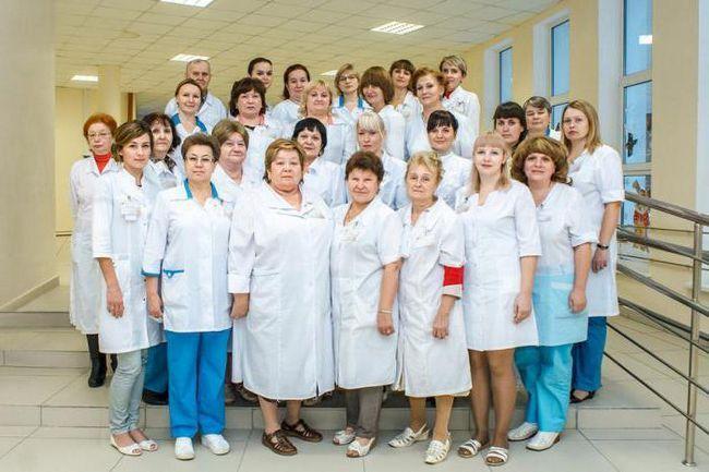 Dječja regionalna bolnica Vologda
