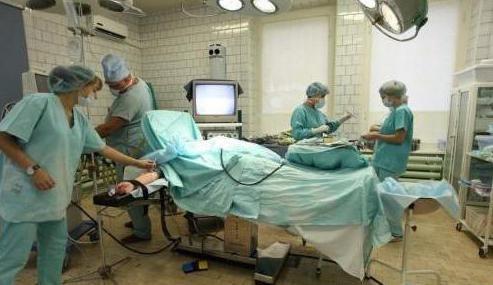 2 regionalna bolnica Cherepovets