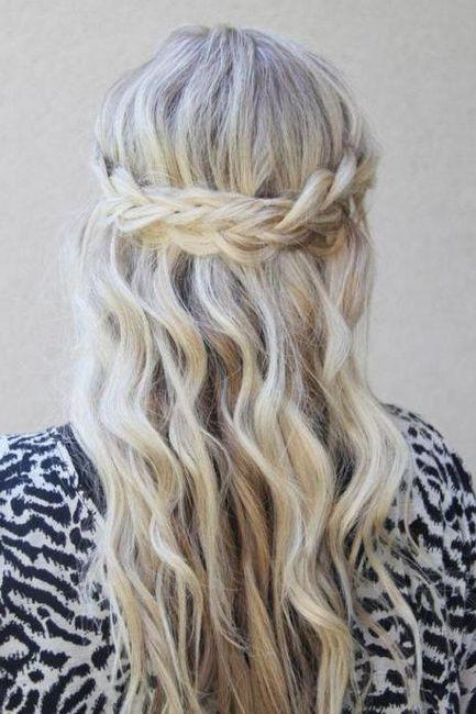 kako staviti paperjastu kosu