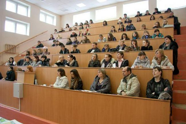 Fakulteti državne šumarske akademije Voronezh
