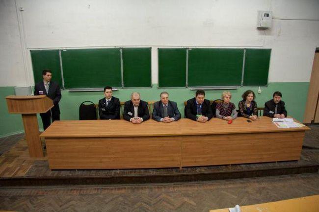 arboretuma Državne šumarske akademije Voronezh