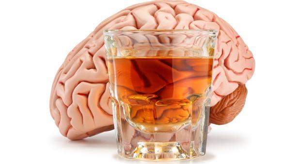 štetiti alkoholu na ljudskom tijelu