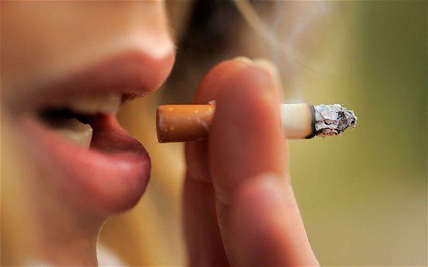 zla pušenja za žene