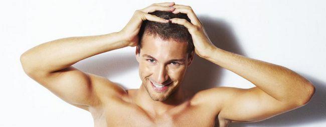 Lasersko uklanjanje dlaka za muškarce