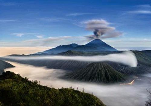 Вулкан Тамбора. Извержение вулкана Тамбора в 1815 году