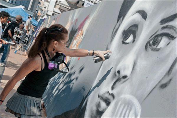 Grafiti kako učiti