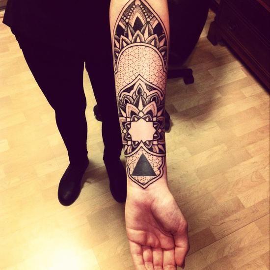 tetovaža ukrasne skice