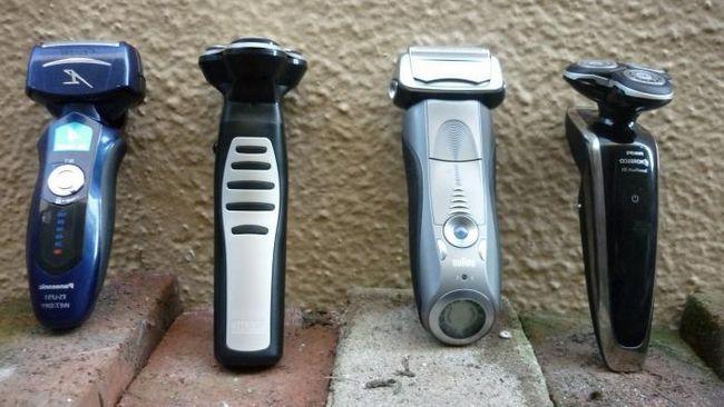 izbor električnih britva