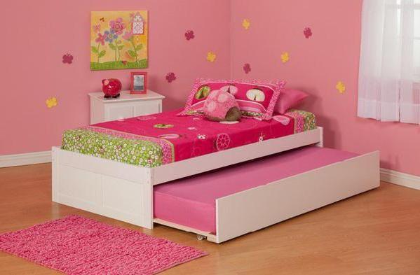 Ulazni kreveti za dvoje djece