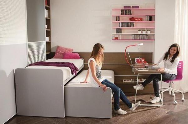 Ulazni krevet za tinejdžere