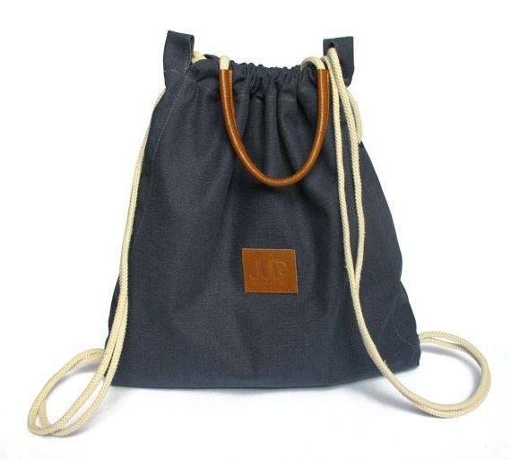 ruksak od traperica s vlastitim rukama uzorak