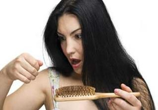 ispustite kosu kada dojite što da radite