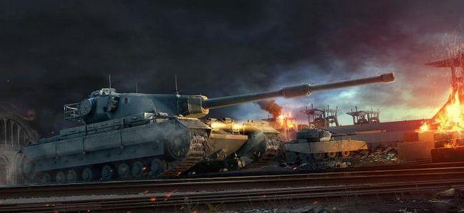 World of Tanks. Минимальные системные требования, краткий обзор.