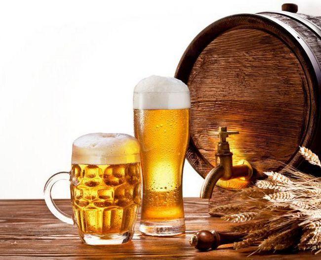 za koliko će izgubiti 1 litru piva