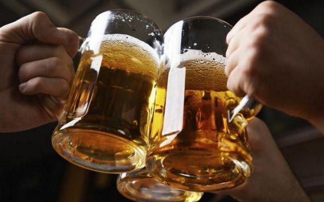 Koliko je piva izgubljeno 1 litre iz tijela