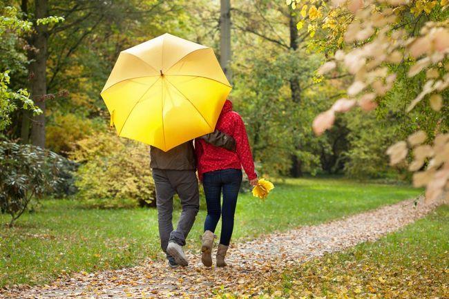 Otajstva o kišobranu za školsku djecu